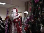 Компания Амилко поздравила детей из приюта и детского дома с наступающими праздниками